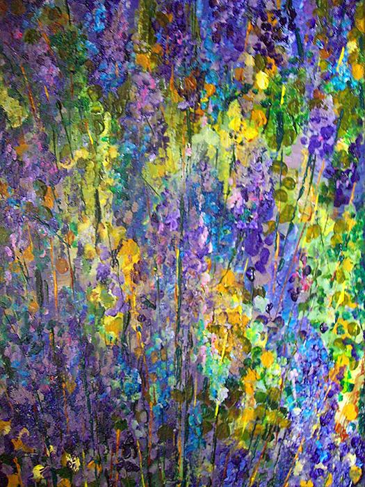 Lavender  16 x 20