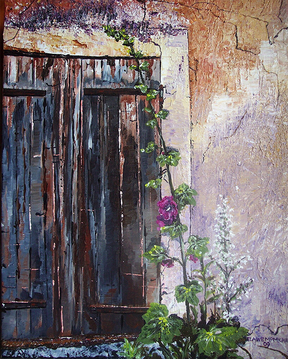 Giverny Porte - 16 x 20 (Sold)