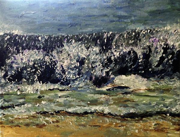 Wave - 11 x 14