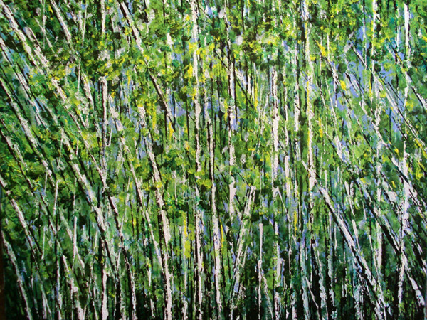 Woodland-Series6 16 x 20 (Sold)