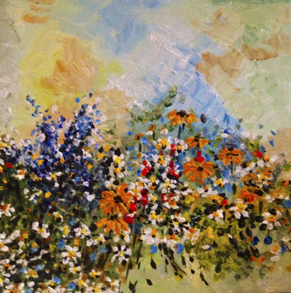 Wildflowers-12x12
