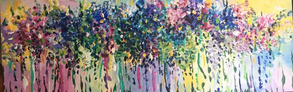 Out of Darkness 12x36 Springtime